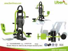 Good quality customized design available outdoor workout equipment manufacturer