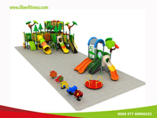 Children Outdoor gym Playground Type Backyard Playground