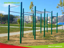 good quality park outside gym equipment for sale