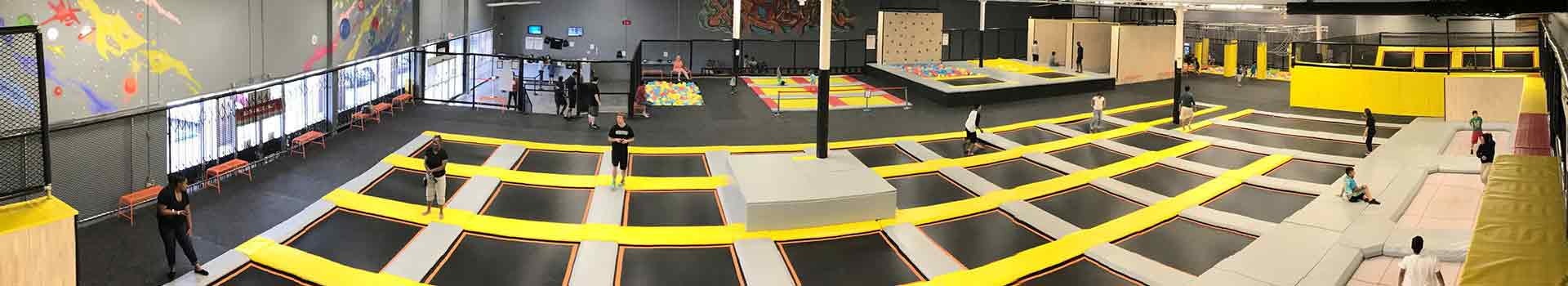 China Professional Trampoline Park Manufacturer-Liben Group Corporation