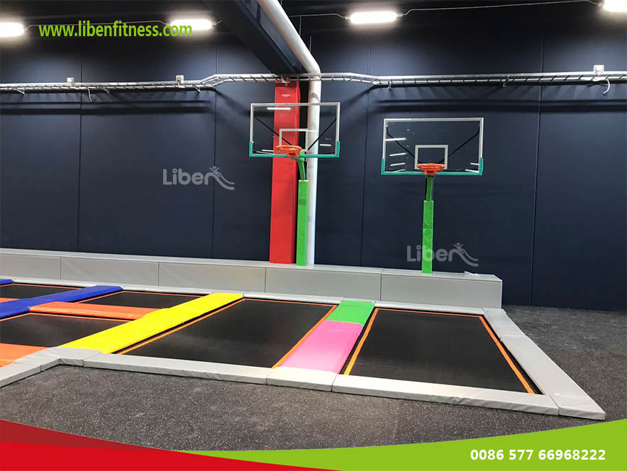 Trampoline Park Project in Norway
